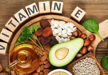 Macam Vitamin E Yang Terkandung di Buah dan Sayuran