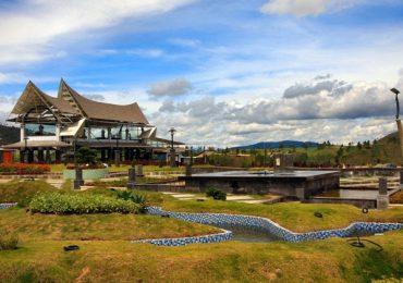 Taman Wisata Simalem Sumatera Utara