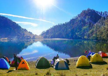 Kawasan Rekreasi Ranu Kumbolo, Surga Tersembunyi Di Kaki Mahameru